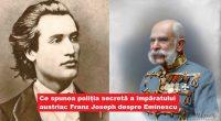 """Faptul că Mihai Eminescu a intrat în vizorul serviciilor secrete austro-ungare începând din 1870 (după publicarea, în """"Federațiunea"""" de […]"""