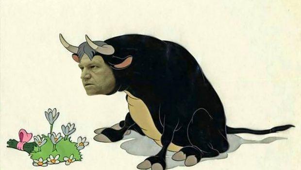 Fabula boului sacru După ce o vreme, de mulţi boi votat Ajuns preşedinte mare peste sat Boul […]