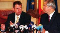 """Motto 1: """"Întrebat dacă ia în calcul retragerea decorației lui Adrian Năstase, Iohannis a răspuns: «Da. Pot să spun […]"""