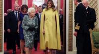 """Motto: """"Carmen Iohannis a atras toate privirile la recepția oferită de Regina Elisabeta! A eclipsat-o și pe Melania Trump!"""" […]"""