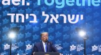 """Peședintele SUA Donald Trump a declarat, la o conferință pro-Israel, sâmbătă seară, căevreii americani ar trebui """"să iubească Israelul""""chiar […]"""