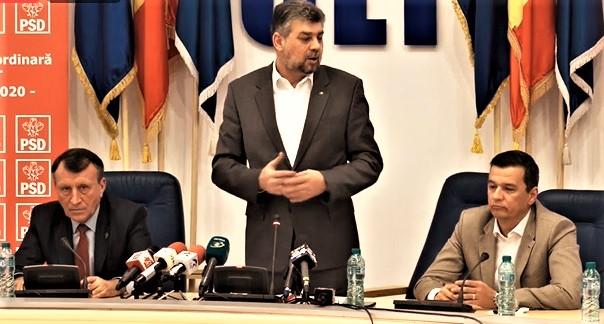 """Motto: """"Întrebat, la Adevărul Live, dacă Dragnea mai are influenţă în partid, Ciolacu a spus că nu ştie şi […]"""