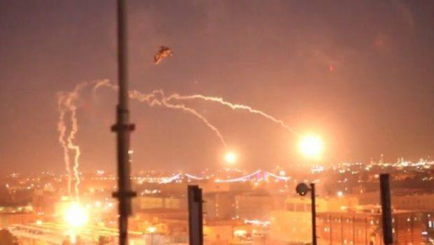 În fotografia nr. 1 sunt locurile din baza militară americană unde au picat rachetele iraniene. Depozitele de carburant care […]