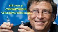 Coronavirusul din China – COINCIDENȚE INTERESANTE: Bill Gates finanțează grupul care deține un patent pentru vaccin, iar în 2019 […]