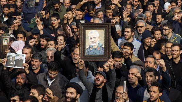 3ianuarie 2020, ziua în care a fost ucis Qasem Soleimani este ziua din care absolut nimic nu va mai […]
