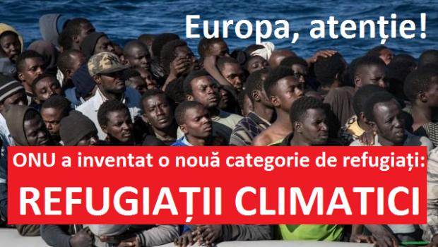 """În ultimii ani ați putut vedea agresivitatea cu care UE a încercat să forțeze țările europene să primească """"refugiați […]"""