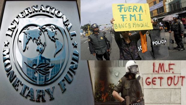 Noi centre financiare ca FMI, Banca Mondială, Bank of International Settlement au fost create pentru a controla economia întregului […]