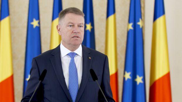 """Pe 27 februarie, președintele Klaus Iohannis scrie pe Facebook, pe tema epidemiei de coronavirus: """"Nu există niciun motiv real […]"""