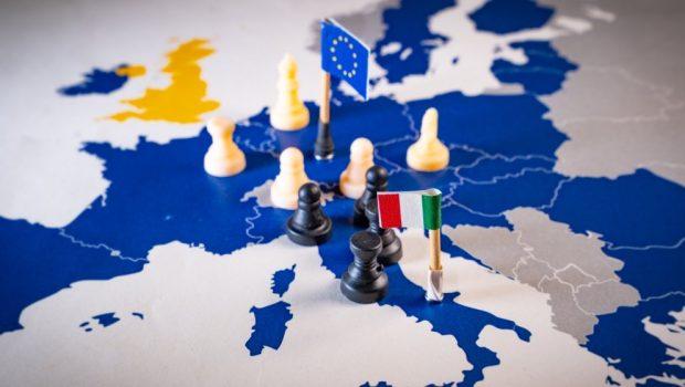 """O Europă """"urâtă""""', """"moartă"""" – presa italiană de vineri exprimă dezamăgirea şi furia din Peninsulă faţă de Uniunea Europeană, […]"""