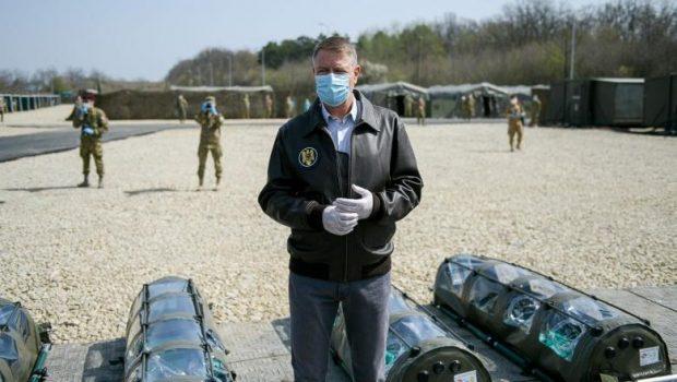 Preşedintele Klaus Iohannis și premierul Klaus Iohannis au vizitat, sâmbătă, Spitalul Militar de Campanie ROL II, destinat pacienţilor infectaţi […]
