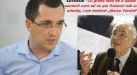 """Motto: """"L-am descoperit pe Vlad Voiculescu în câteva apariții TV pe când era ministru al Sănătății. M-a uimit să […]"""