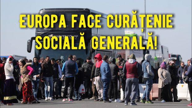 După mai bine de 15 ani, vestul european face curățenie. O curățenie socială generală. Sătul să fie asaltat de […]