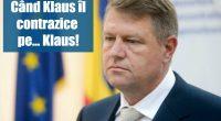 Klaus Iohannis varianta 21 aprilie consideră că măsurile pe care le voia Klaus Iohannis varianta 24 martie sunt aberante […]
