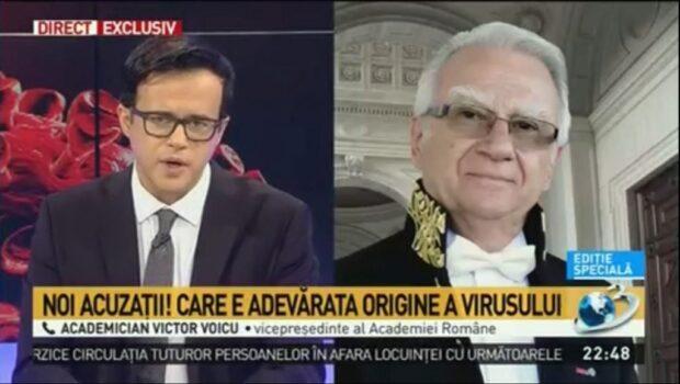 Cine este generalul român, membrul Academiei, care a susţinut, la Antena 3, că noul coronavirus ar fi o armă […]