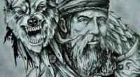 """Motto: """"Totuna e dac-ai murit Flăcău ori moş îngârbovit; Dar nu-i totuna leu să mori Ori câine-nlănţuit."""" (""""Decebal către […]"""