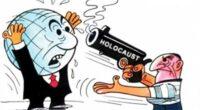 Holocaustul a devenit o afacere rentabilă, apoi, o escrocherie odioasă, impusă de tancurile anglo-americane, concomitent cu mass media iudaice […]