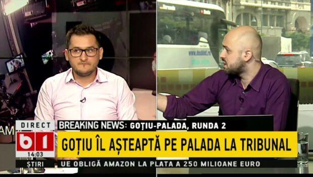 Doi măscărici, Radu Buzăianu și Răzvan Zamfir de la B1 TV, sunt etaloane pentru activismul militant al propagandei sistemului. […]