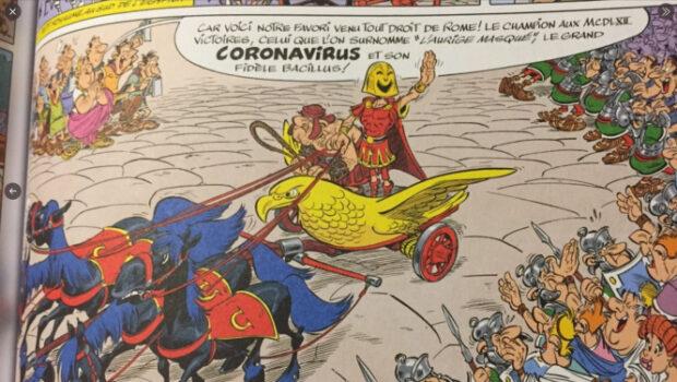 Benzile desenate cu Asterix au prezis apariția coronavirusului? Aceasta este întrebarea pe care unii oameni au distribuit-o pe rețelele […]