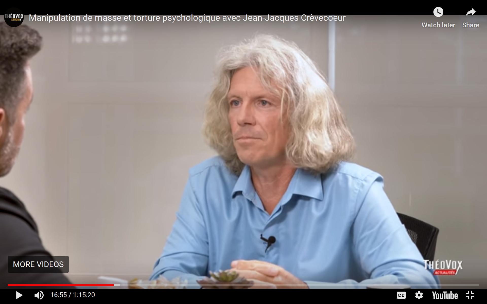 (rezumatul interviului realizat de J. F. Denis cu Jean-Jacques Crèvecœur și traducerea ultimei părți) Jean-Jacques Crèvecœur este ca formare […]