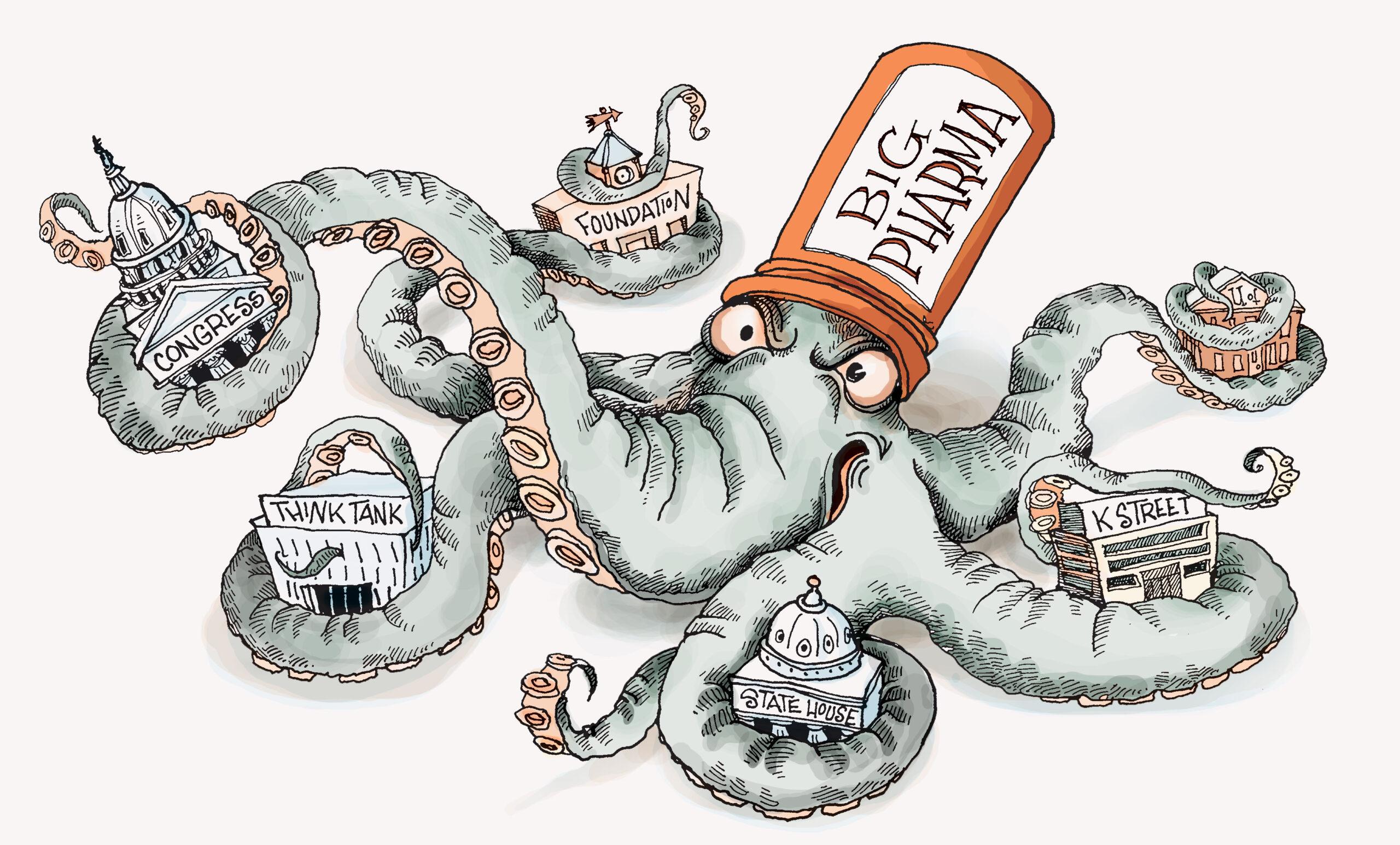 """Ce înseamnă """"Big Pharma"""" ? Înseamnă industria farmaceutică sau, mai precis, primele 5 sau 10 (depinde de natura clasamentului) […]"""