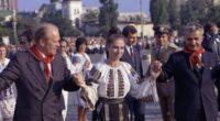 București 2 august 1975: Președintele SUA Gerald Ford și Președintele României Nicolae Ceaușescu și-au pus la gât cravata de […]