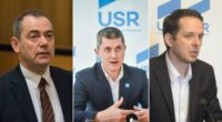 Vlad Alexandrescu, Dan Barna și Cristian Seidler, parlamentari și vicepreședinți ai Uniunii Salvați România, și-au depus candidaturile pentru funcția […]