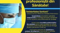 """UPDATE: Reprezentanții Sindicatului Promedica, USMR – Alianța Medicilor și Federația Hipocrat s-au dezis astăzi de demersul Federației """"Solidaritatea Sanitară"""" […]"""