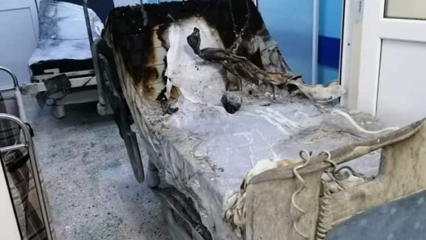 Deflagrație, nu explozie, a fost acolo urmată de incendierea și combustia materialelor plastice și alte substanțe medicale inflamabile, probabil […]