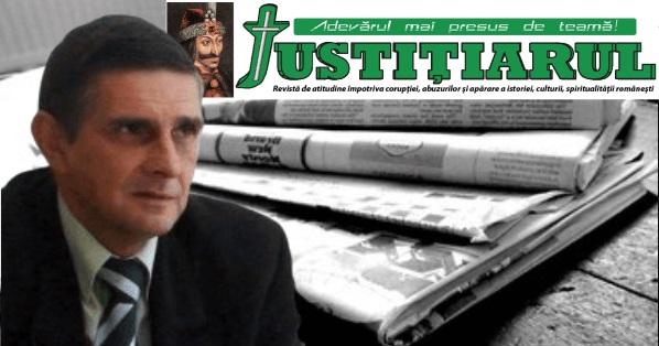 """Prof. univ. dr. Corvin Lupu: """"Marți 15 decembrie 2020 a murit jurnalistul Marius Albin Marinescu, fondatorul revistei """"Justițiarul"""", […]"""
