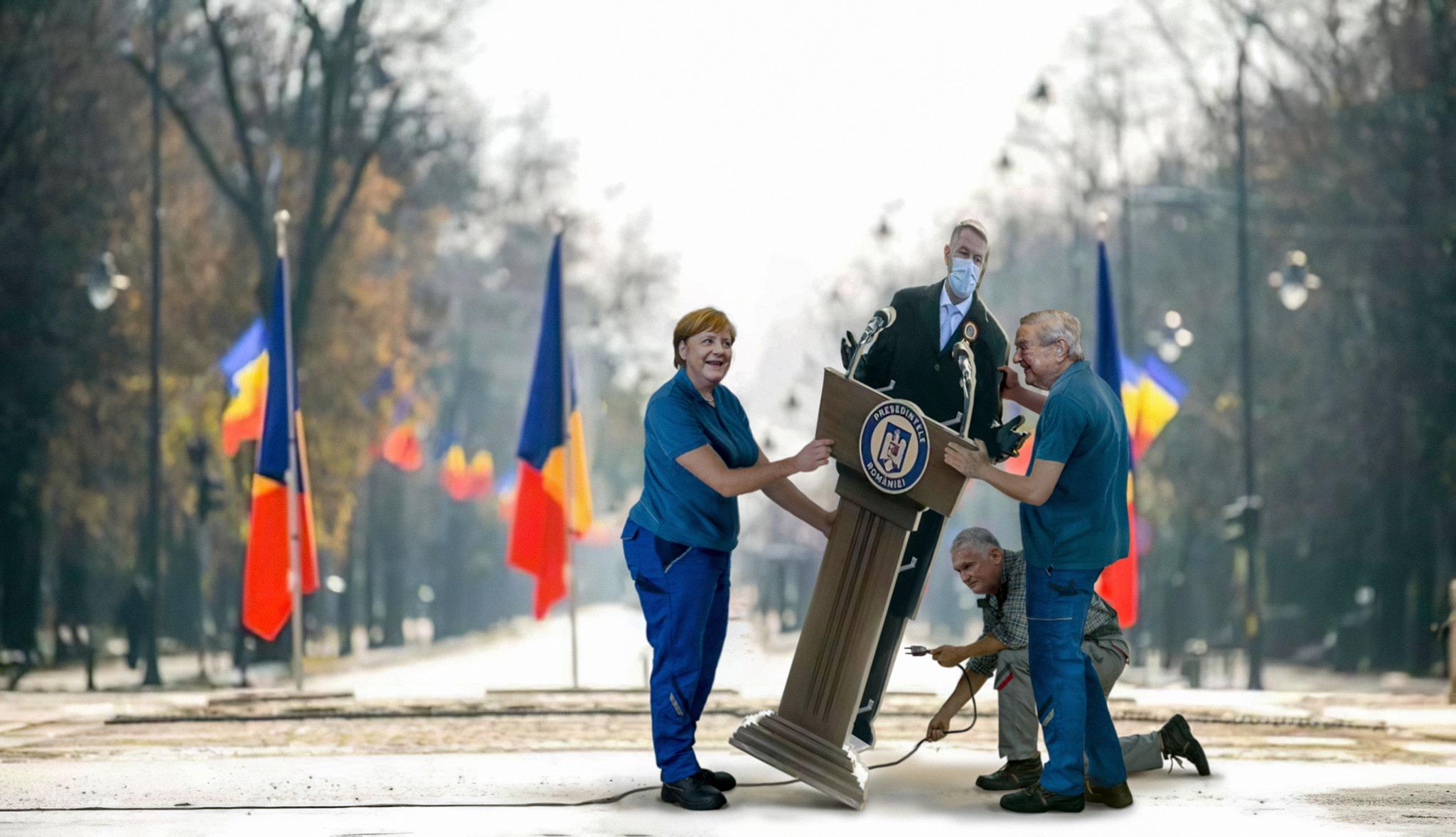 Implicarea președintelui Klaus Iohannis în campania electorală este o încălcare a standardelor internaţionale şi a angajamantelor pe care ţările […]